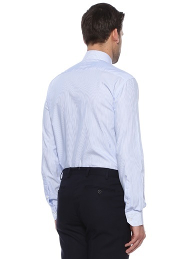 Beymen Collection Gömlek Mavi